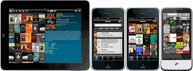 CLZ Books for iPhone, iPad and Android