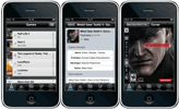 Clz Games companion app for iPhone and iPod Touch