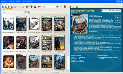 Collectorz.com Game Collector Pro v3.2.1
