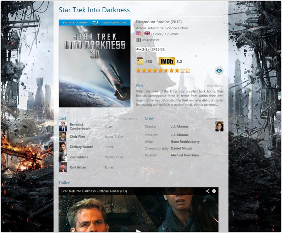 Movie Data