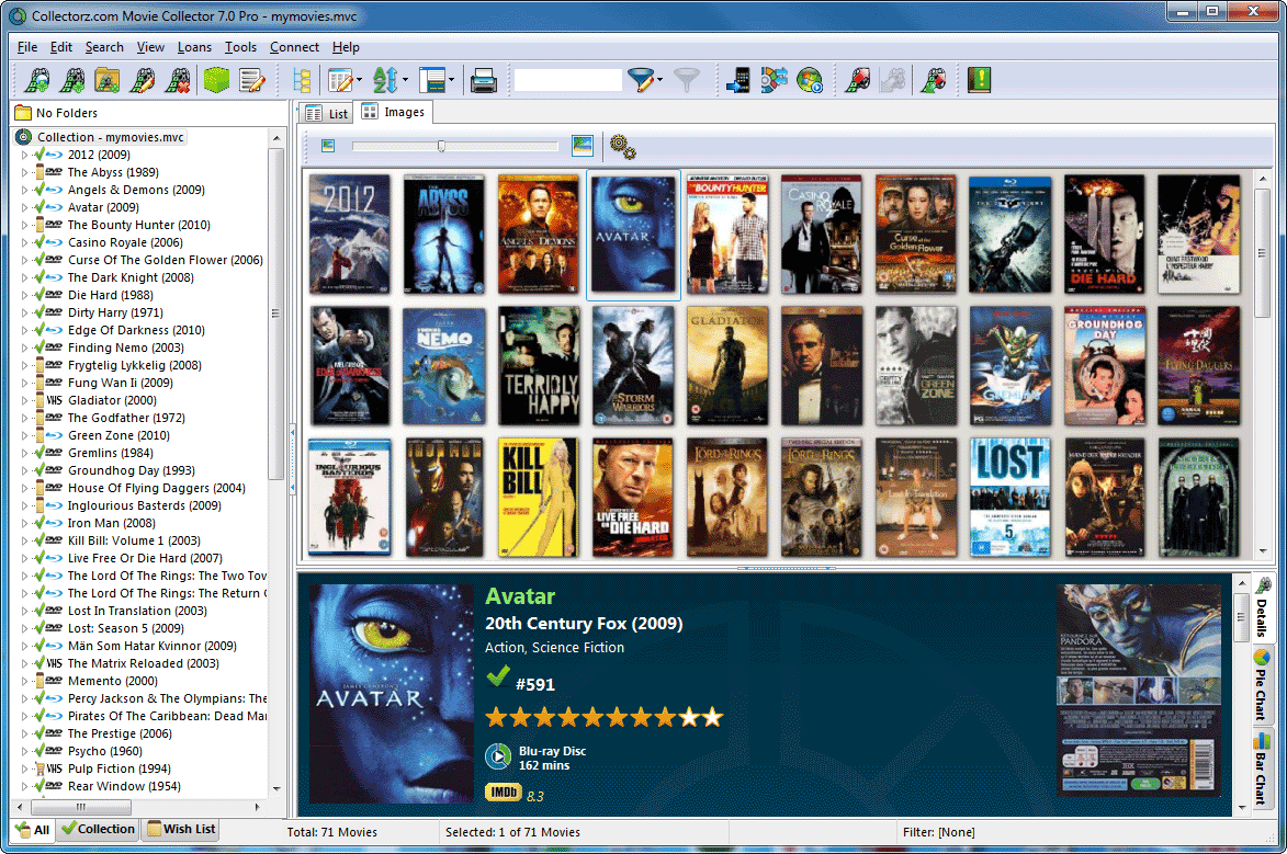 Moviemanager pro