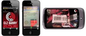 Barcode Scanner for Android and iOS
